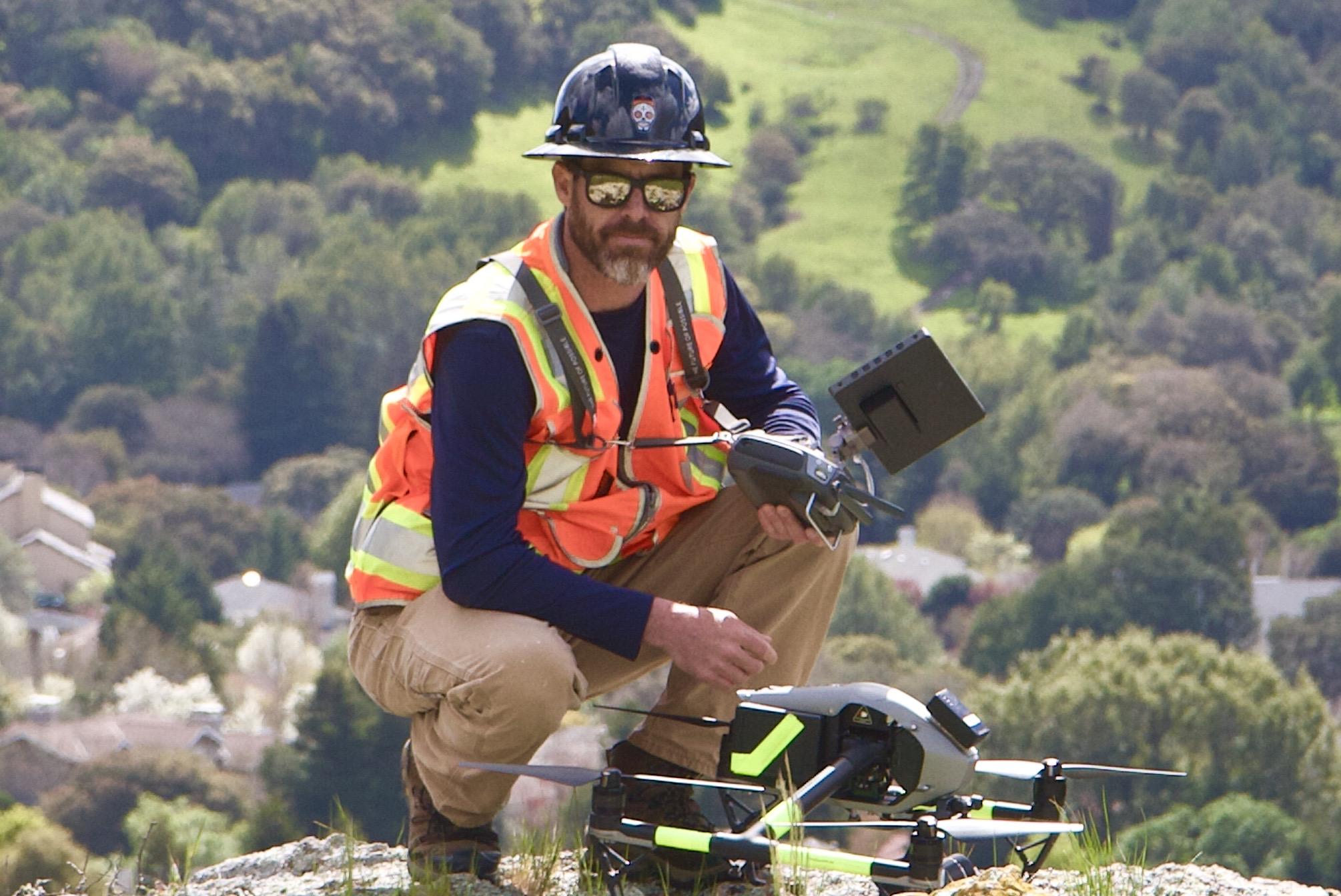 Senior Commercial Drone Pilot